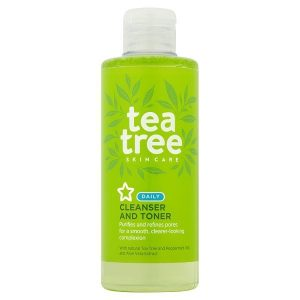 Toner tea Tree của thebodyshop